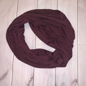 ♡ Wine Wrap Around Scarf ♡